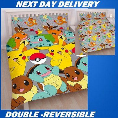 Pokemon Double doona cover