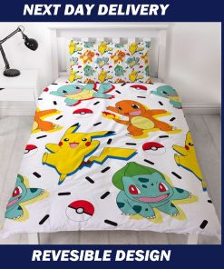 Pokemon Catch Kids Doona