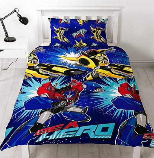 Transformers Kids Quilt Cover