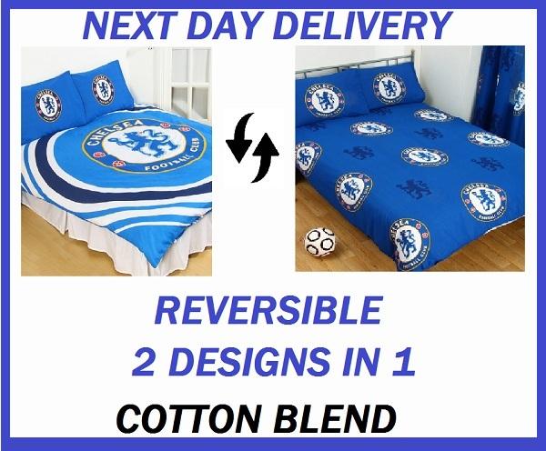 Chelsea Fc Queen Bedding