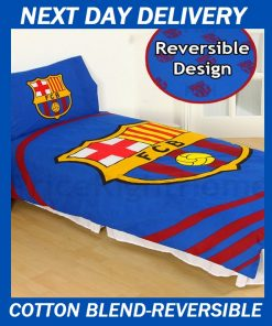 Barcelona Single Pulse quilt doona duvet cover set