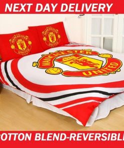 Manchester Double quilt duvet doona bedding cover set