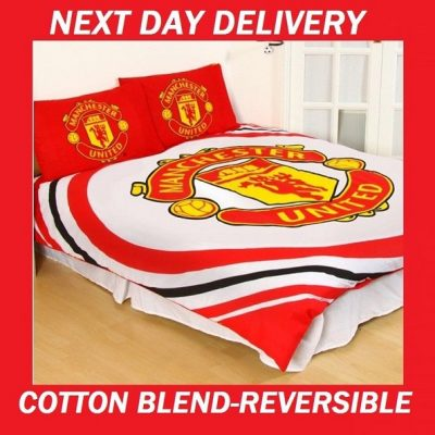 Manchester Double quilt duvet doona bedding cover set