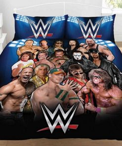WWE Legends Double duvet quilt doona bedding cover