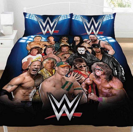 WWE Legends Double duvet quilt doona bedding cover