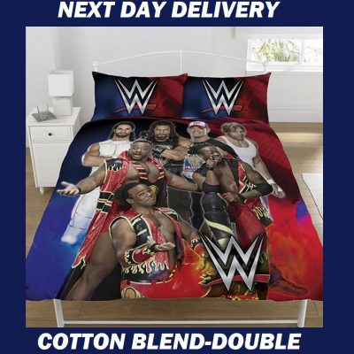WWE Double Quilt cover