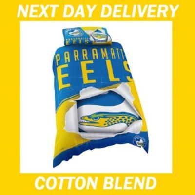Parramatta Eels Single quilt duvet doona cover