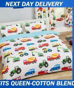 Boys Truck Doona Cover