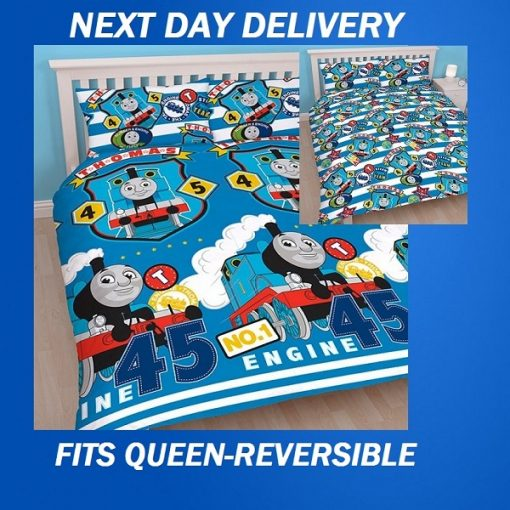 Thomas The Tank Quilt Cover