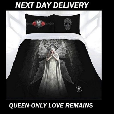 Anne Stokes Only Love Remains Queen quilt duvet doona cover