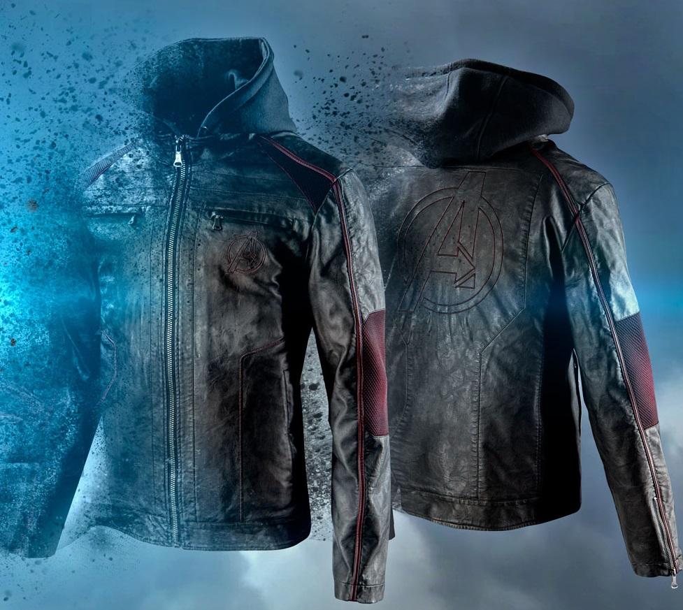 Avengers endgame black jacket