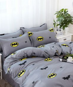Batman Boys Quilt Cover