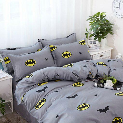 Batman Boys Quilt Cover