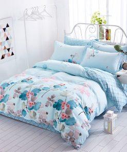 Flower Garden Quilt Cover