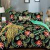 Palm Tropical Duvet Cover