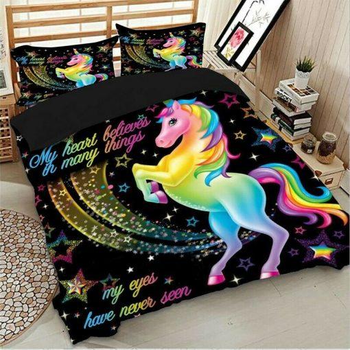 Unicorn Doona Cover Set