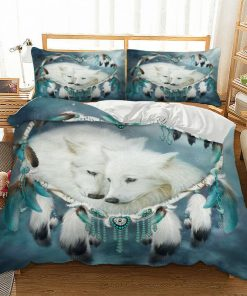 Wolf Duvet Cover Set