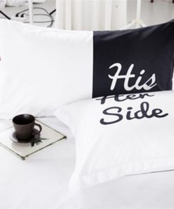 Black White Doona Cover Set