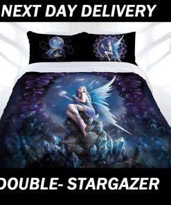 Anne Stokes Stargazer Double Doona Cover Set Duvet Quilt