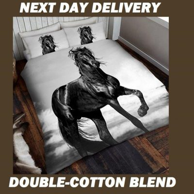 Dark Horse Double Kids Licensed Quilt Duvet Bedding Cover Sets