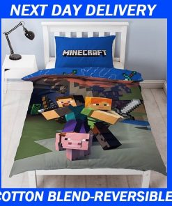 Minecraft Kids Doona Cover