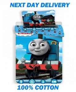 Thomas Tank Quilt Cover