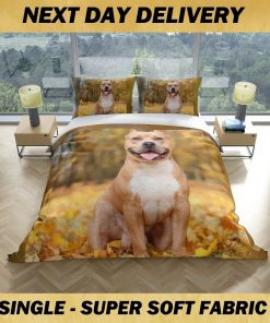 Puppy Dog Quilt cover