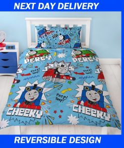 Thomas the Tank Engine and Friends Kids Doona Cover Set