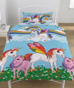 Unicorn Single Doona Cover