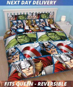 Marvel Avengers Kids Doona
