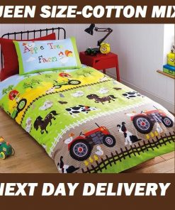 Farm Animals Doona Cover
