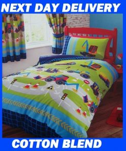Farmyard Kids Quilt Cover