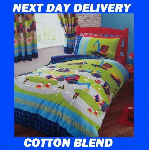 Farmyard Kids Quilt Cover