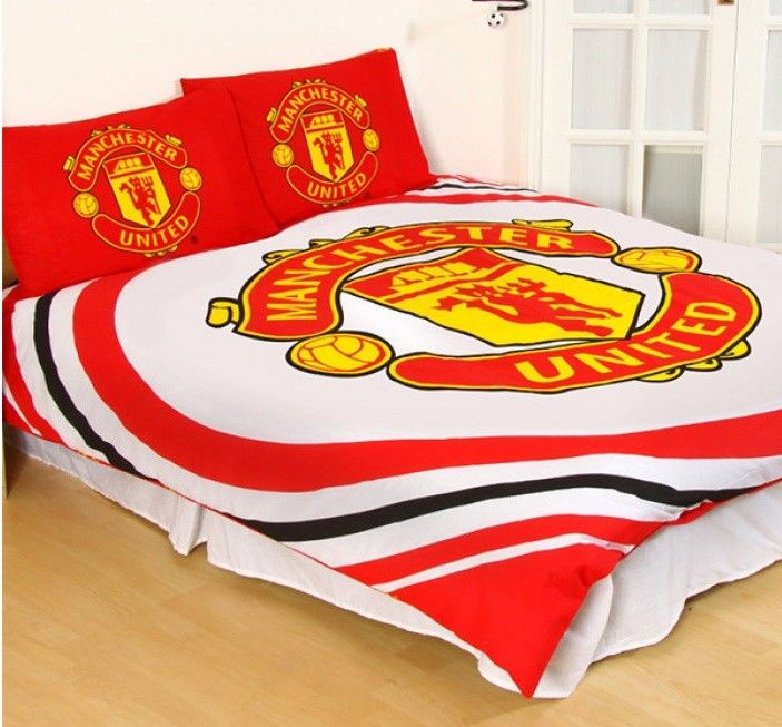 Manchester United Football Club Double Quilt Cover