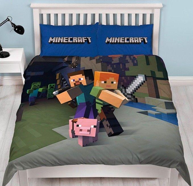 Minecraft Bedding For Kids 28 Images Minecraft Bedding