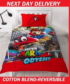Nintendo Super Mario Bedding