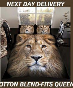 Lion Animals Kids Doona