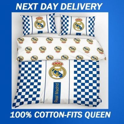 Real Madrid Fc Licensed Bedding Archives Savvy Deals Group