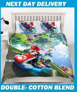 Super Mario Champ Quilt