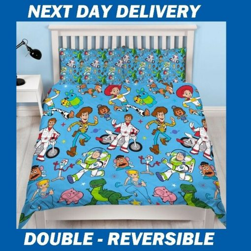 Toy Story Double Quilt