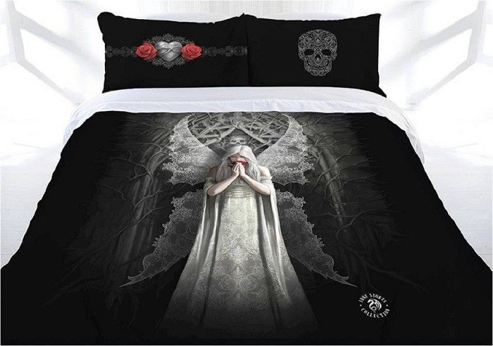 Anne Stokes Only Love Remains King Doona Cover Set Duvet Quilt