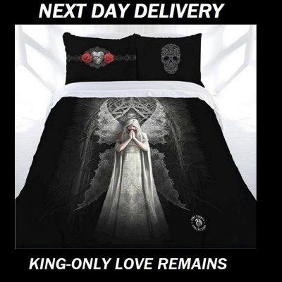 Anne Stokes Only Love Remains King Doona Cover Set Duvet
