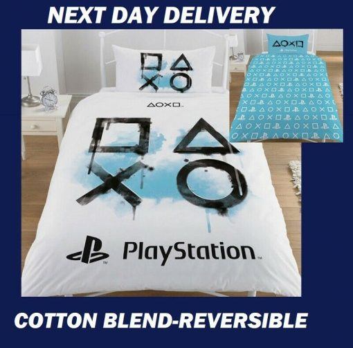 Playstation Single Quilt cover