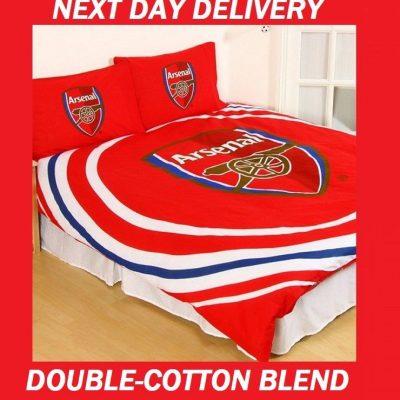 Arsenal FC Football Club Double Doona Quilt Duvet