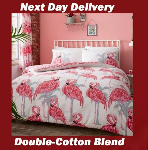 Pink Quilt Cover set