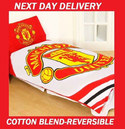 Manchester United Football Quilt