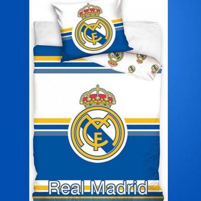 Madrid Football Club Kids Licensed Quilt Duvet Bedding Cover Sets