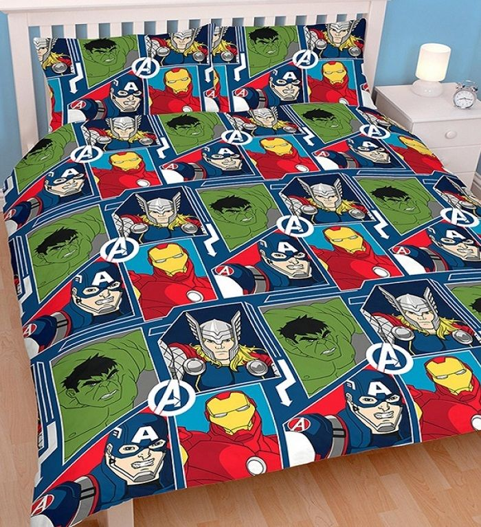 Avengers Bedding Set Australia